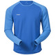 Bergans M's Slingsby Long Sleeve Athens Blue/Light Winter Sky/Alu